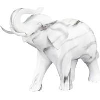 Domov Sochy Signes Grimalt Elephant Blanco