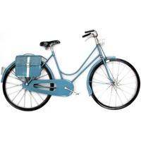 Domov Sochy Signes Grimalt Bicykel Wall Ornament Azul