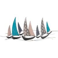 Domov Obrazy, plátna Signes Grimalt Boat Wall Ornament Multicolor