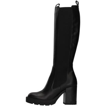 Topánky Ženy Čižmy do mesta Janet&Janet 02353 BLACK