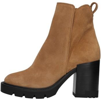 Topánky Ženy Čižmičky Janet&Janet 02351 BROWN