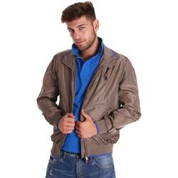 Oblečenie Muži Bundy  U.S Polo Assn. 38274 48978 Hnedá