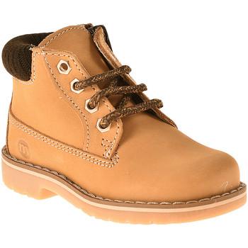 Topánky Deti Polokozačky Melania ME1628B8I.E žltá