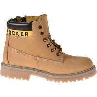 Topánky Deti Polokozačky Melania MK6063F8I.C žltá