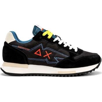 Topánky Muži Nízke tenisky Sun68 Z41118 čierna