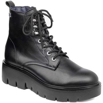 Topánky Ženy Polokozačky CallagHan 46002 čierna