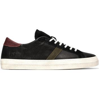 Topánky Muži Nízke tenisky Date M351-HL-VC-BA čierna