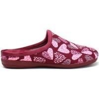 Topánky Ženy Papuče Susimoda 6121 Červená