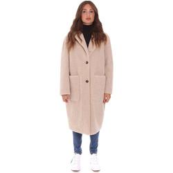 Oblečenie Ženy Kabáty Trussardi 56S00694-1T005466 Béžová