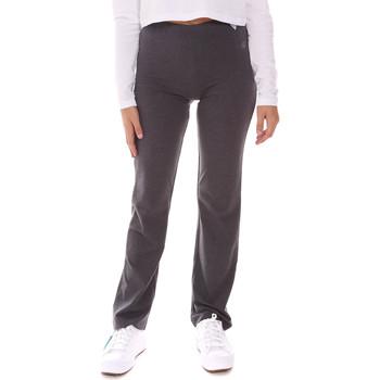 Oblečenie Ženy Padavé nohavice Key Up LI20 0001 Šedá