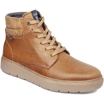 Topánky Muži Členkové tenisky CallagHan 45508 Hnedá