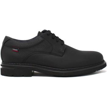 Topánky Muži Derbie CallagHan 16400 čierna