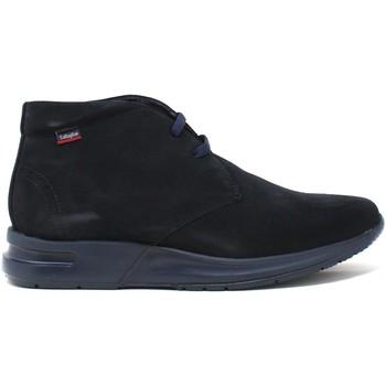 Topánky Muži Polokozačky CallagHan 91303 Modrá