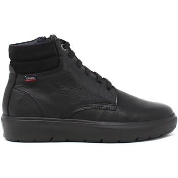 Topánky Muži Členkové tenisky CallagHan 45508 čierna