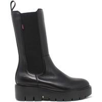 Topánky Ženy Čižmičky CallagHan 46006 čierna