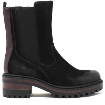 Topánky Ženy Čižmičky Wrangler WL12601A čierna