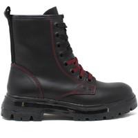 Topánky Ženy Polokozačky Wrangler WL12570A čierna