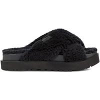 Topánky Ženy Papuče UGG UGSFUZSBLK1120860W čierna