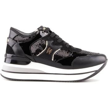 Topánky Ženy Nízke tenisky Keys K-5532 čierna