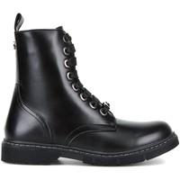 Topánky Ženy Polokozačky Keys K-5772 čierna