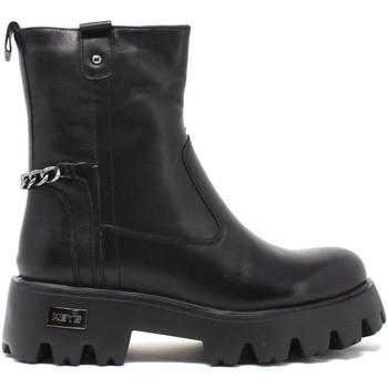 Topánky Ženy Čižmičky Keys K-5750 čierna