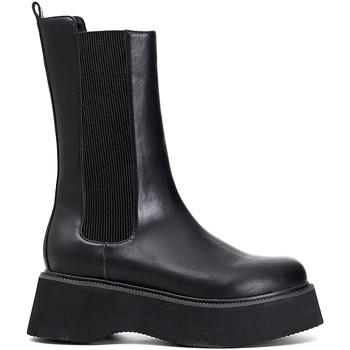 Topánky Ženy Čižmičky Café Noir FL9040 čierna