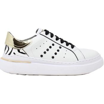 Topánky Ženy Nízke tenisky Keys K-5580 Biely
