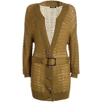 Oblečenie Ženy Cardigany Fracomina F321WT8006K45801 Zelená