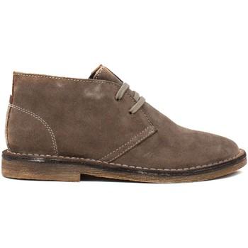 Topánky Muži Polokozačky Wrangler WM12070A Hnedá