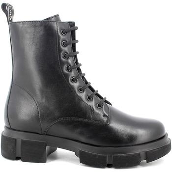 Topánky Ženy Polokozačky IgI&CO 8187100 čierna