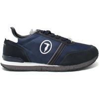 Topánky Muži Nízke tenisky Trussardi 77A00369-9Y099998 Modrá