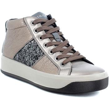 Topánky Ženy Členkové tenisky IgI&CO 8172722 Hnedá