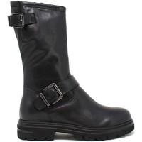 Topánky Ženy Čižmy do mesta Valleverde 49210 čierna
