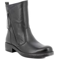 Topánky Ženy Čižmičky IgI&CO 8165500 čierna