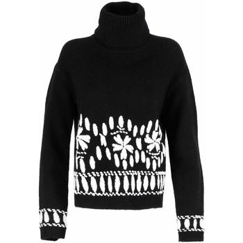 Oblečenie Ženy Svetre Café Noir JM0001 čierna