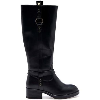 Topánky Ženy Čižmy do mesta Apepazza F1BEATRIX11/LEA čierna