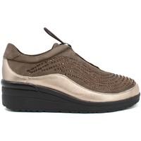 Topánky Ženy Nízke tenisky Susimoda 8092 Hnedá
