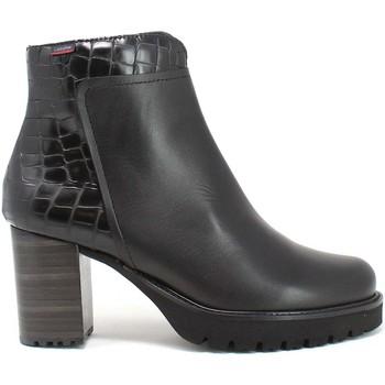 Topánky Ženy Čižmičky CallagHan 21930 čierna