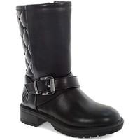 Topánky Dievčatá Čižmy do mesta Lumberjack SG21107 005 Z65 čierna