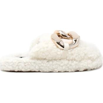 Topánky Ženy Papuče Gold&gold B21 FL159 Biely