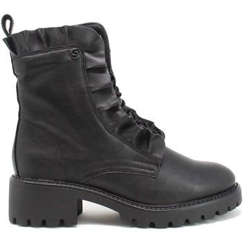 Topánky Ženy Polokozačky Gold&gold B21 GB229 čierna