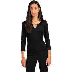 Oblečenie Ženy Blúzky Trussardi 56T00394-1T005339 čierna