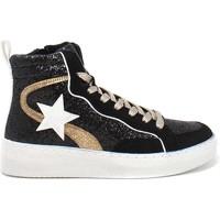 Topánky Ženy Členkové tenisky Gold&gold B21 GB159 čierna