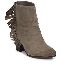 Topánky Ženy Čižmičky Ash QUICK šedá