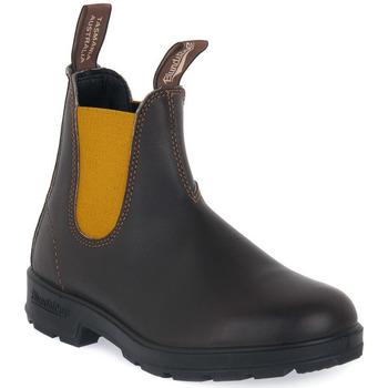 Topánky Ženy Čižmičky Blundstone 1919 ELSIDE BOOT GLITTER Marrone