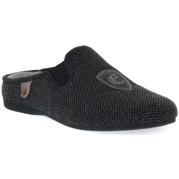 Topánky Muži Papuče Emanuela 1600 ANTRACITE COLWEL Grigio
