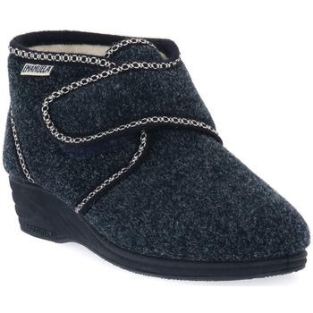Topánky Ženy Papuče Emanuela 831 BLU Blu