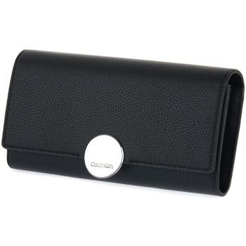 Tašky Ženy Vrecúška a malé kabelky Calvin Klein Jeans BAX LUXE TRIFOLD Nero