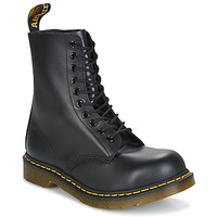 Topánky Polokozačky Dr Martens 1919 čierna