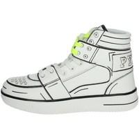 Topánky Deti Členkové tenisky Pyrex PYK80406 White